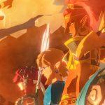 Hyrule Warriors: Age of Calamity กับตัวอย่างใหม่ล่าสุด